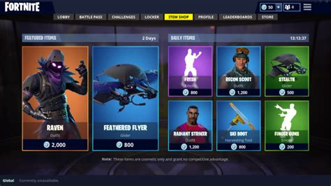 fortnite store fortnite v bucks what they are how much they cost and