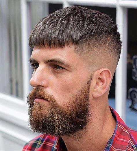 hairstyles with beard and mustache beard styles for men
