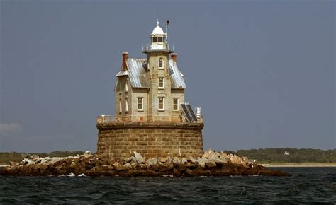 light houses new owner for race rock lighthouse new england boating fishing