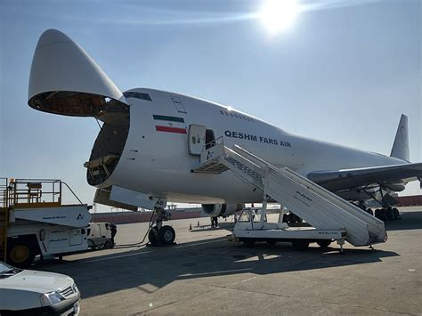 tehran beirut cargo flight sparks concerns iran arming