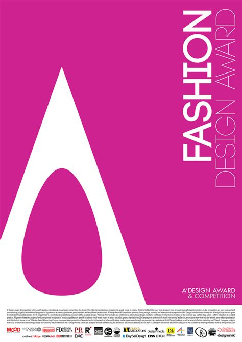 a design a design award and competition posters