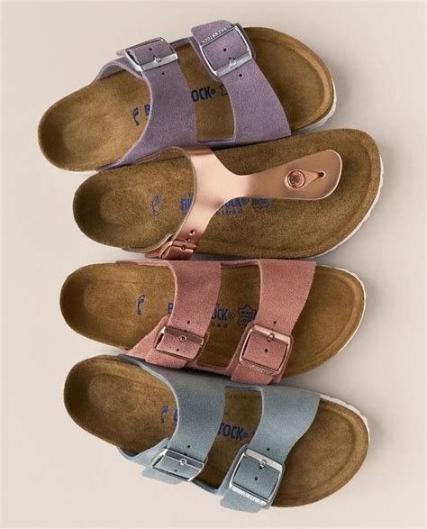 birkenstock colors 25 best ideas about birkenstock sandals on
