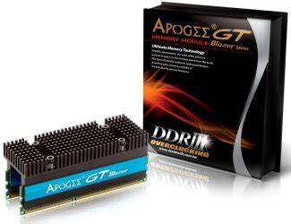 Ram Ddr3 Apogee chaintech debuts ddr3 1600mhz that runs at 1 6v