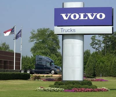 volvo group  build  million addition   p tech center