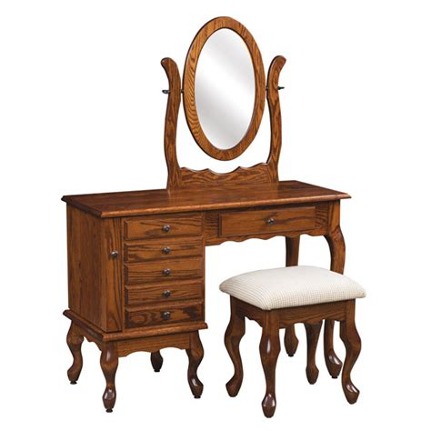 dressing table bench queen anne dressing table with bench walnut creek furniture