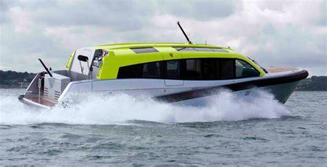 catamaran davit design lifeboat tenders yacht charter superyacht news