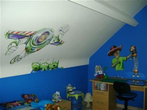decor chambre d enfant buzz l eclair de aeropatsy1