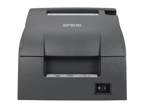 Epson Tm U220 B epson tm u220b printer eth gray pos retail solutions