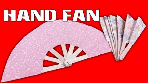 how to make a hand fan with fabric how to make a chinese hand fan diy hand fan japanes