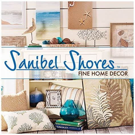 sanibel shores home d 233 cor at big lots sea shores decor