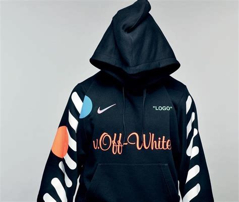 kylian mbappe off white kylian mbappe unveils the off white x nike football hoodie