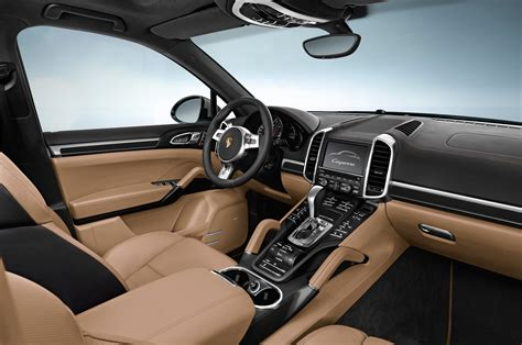 porsche cayenne interior 2014 porsche cayenne reviews and rating motor trend