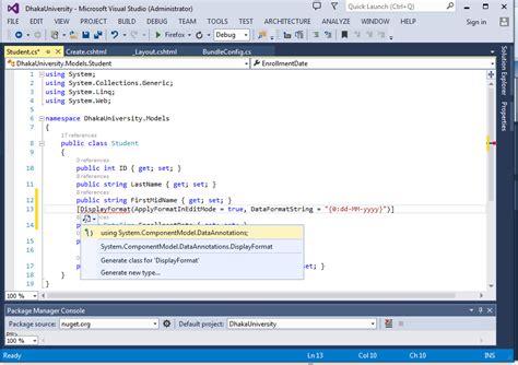 format date using jquery entity framework 6 using asp net mvc 5 jquery datepicker