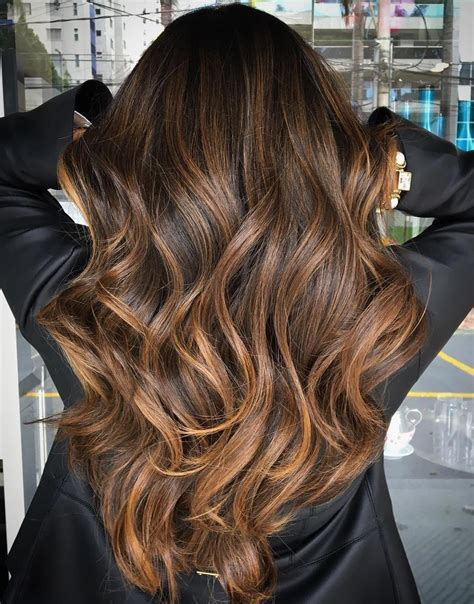 long hairstyles with color highlights 70 flattering balayage hair color ideas balayage