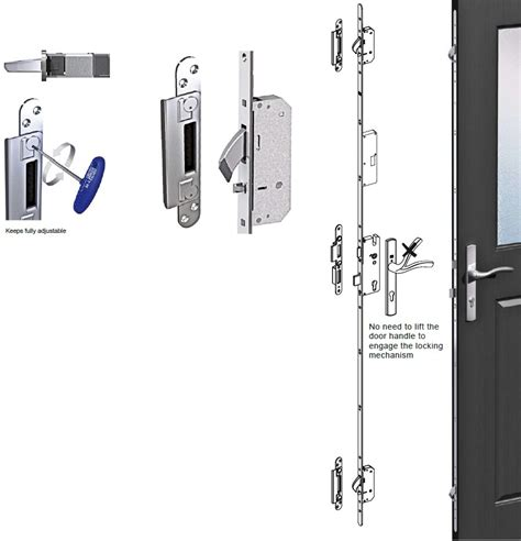 locking mechanism ecoframe doors tested to pas23 pas24 and secured by