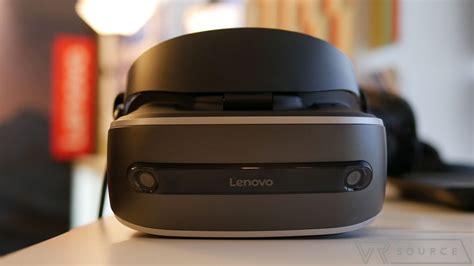 Headset Vr Lenovo Lenovo Reveals New Vr Headset Arriving In 2017 For Less