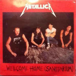 metallica welcome home sanitarium vinyl lp at
