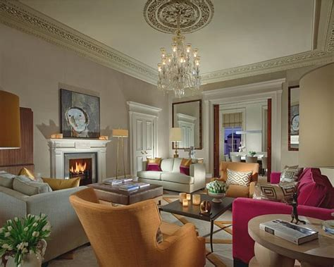 Scottish Homes And Interiors by The Scottish Atholl Hotel Interior Design