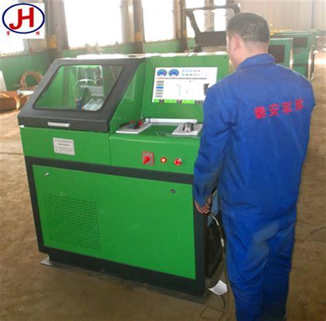Mesin Tes Injector uji pompa bahan bakar diesel injector bangku crs100 alat