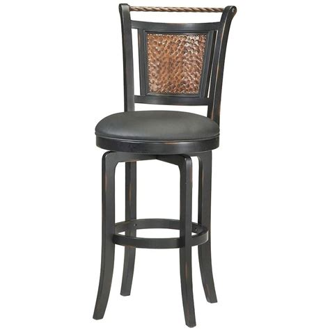carolina cottage 30 in berkshire bar stool in chestnut
