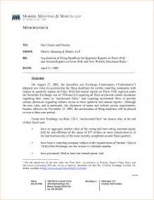Business Letter Memo Format business memo examples memo formats