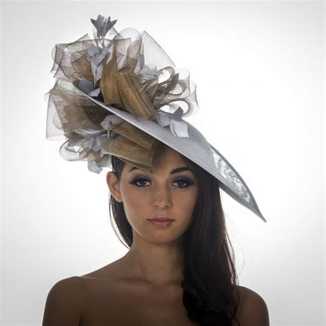 Stylish hats and fascinators   Hostie Hats