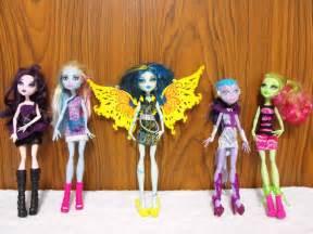5 monster dolls dressed shoes aud 30 00 picclick au
