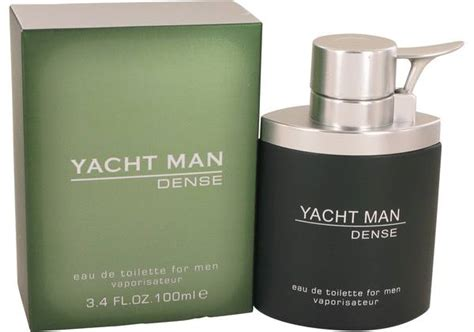 Parfum Yacht yacht dense cologne for by myrurgia