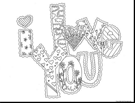 I You Coloring Pages Quote Coloring Pages Coloringsuite Com by I You Coloring Pages