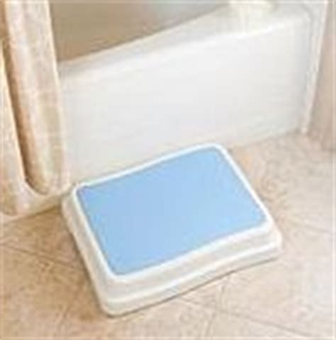 bathtub step stool elderly showers for the elderly