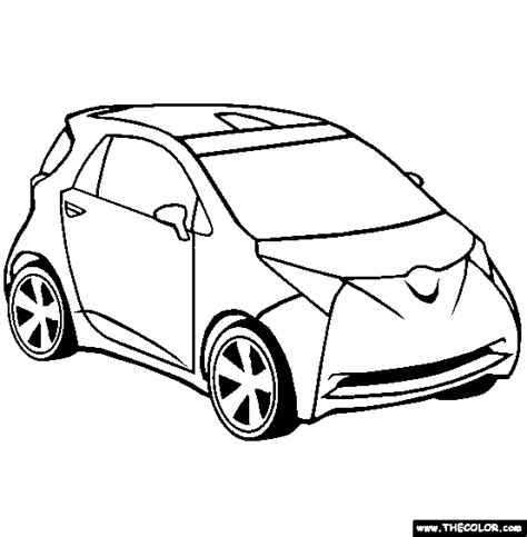 coloring pages toyota cars free coloring pages thecolor