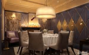 Contemporary Dining Rooms Luxury Contemporary Dining Room Interior Design Ideas