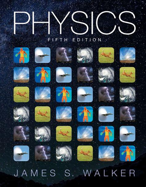Walker Physics Pearson