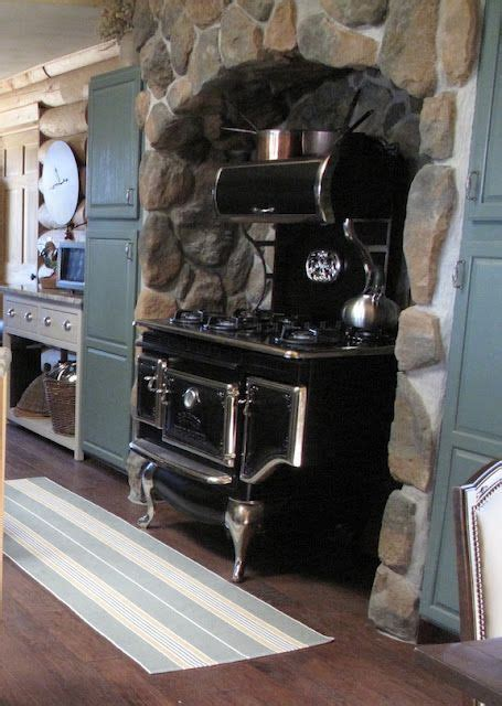 elmira appliances kitchen home design ideas with elmira an elmira stove sits in a rock alcove log home salida