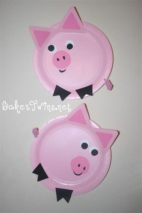 pig crafts for pig craft