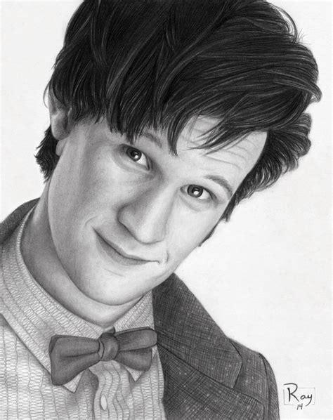 how to draw matt smith doctor who matt smith as the doctor by raypelesko on deviantart