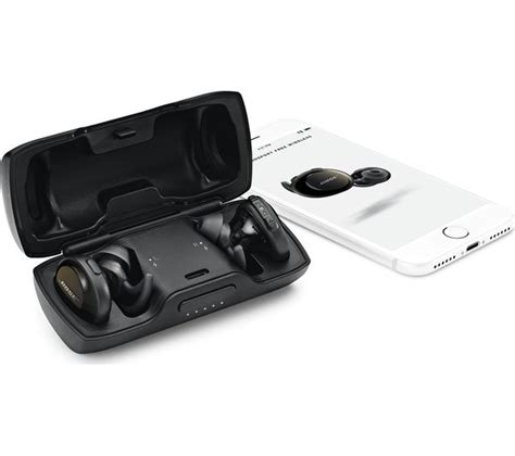 Bose Soundsport Free True Wireless Earphone Black Buy Bose Soundsport Free Wireless Bluetooth Headphones