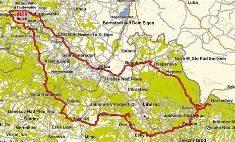 Motorradtouren Polen Tschechien by Motorradtour B 246 Hmen Drei L 228 Nder Tour Lausitz