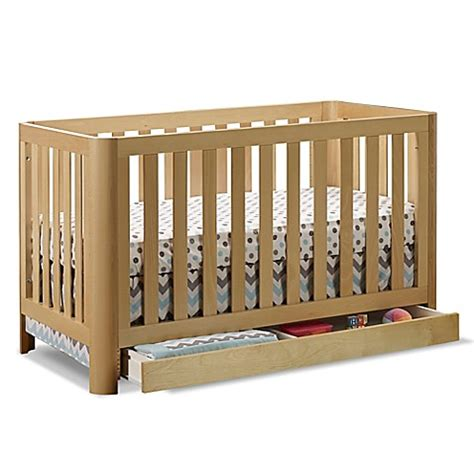 Convertible Crib With Drawer Sorelle Cortina 3 In 1 Convertible Crib With Drawer Buybuy Baby