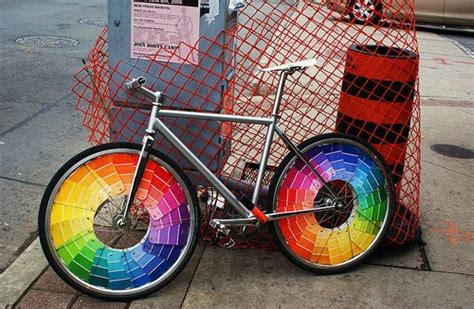 Decorate Your Bike by 50 Things To Do With Paint Chip Sles Healthy