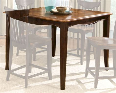 furniture counter height table standard furniture counter height table normandy st 18976