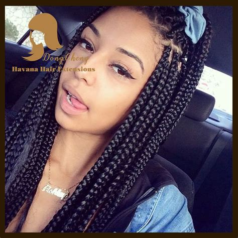 pre twisted braid hair box braids pre braided crochet hair how to pre braid box