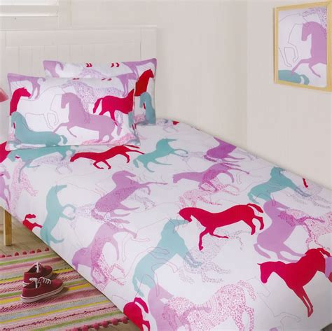 kids horse bedding kids bedding dreams