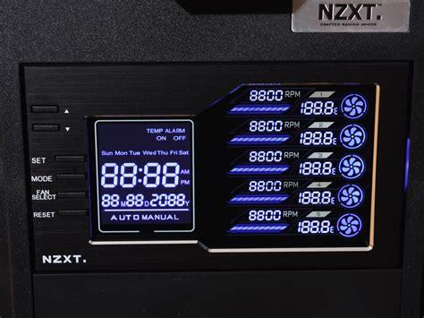 Nzxt Sentry Lx Terpercaya nzxt sentry lx review techpowerup