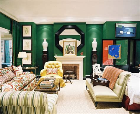 emerald green living room dazzling toned decor