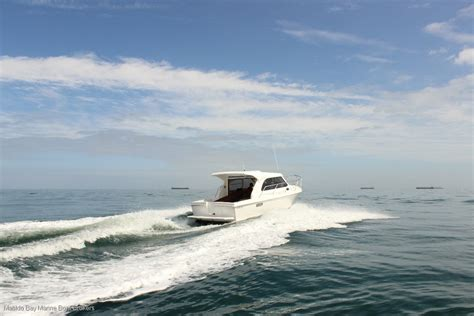 bay boats with twin outboards new matilda bay 32 obx twin outboard version power