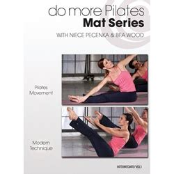 Pilates Mat Series by Do More Pilates Mat Series Dvd