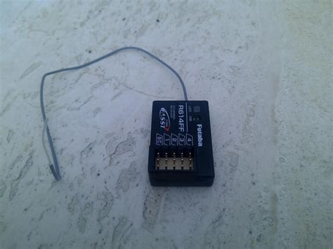 Futaba R614ff E 2 4ghz Fasst 4 Channel Receiver futaba r614ff receiver 4 channel 2 4ghz fasst receiver 4pk 4pks r c tech forums