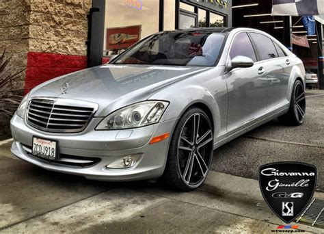 Maserati On 24s by Luxury Rims For Mercedes Giovanna Luxury Wheels