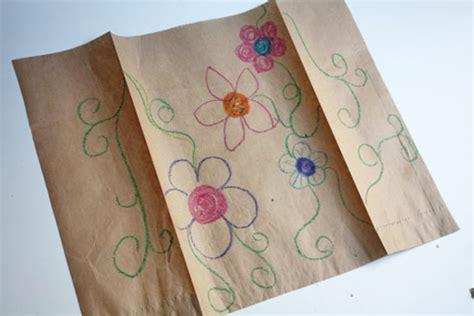 Paper Bag Kite Craft - paper bag kite factory direct craft